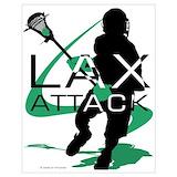 Boys lacrosse Posters