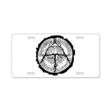 Appalachian Trail Aluminum License Plate
