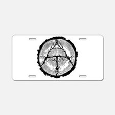 Appalachian Trail Aluminum License Plate