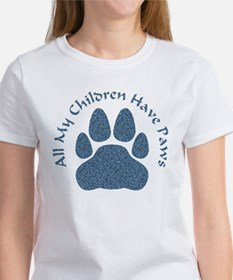 All My Children Have Paws 2 Tee