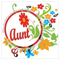 Wonderful Aunt Poster