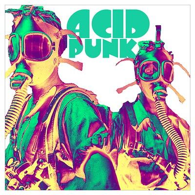 Acid Punk Poster