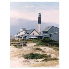 NC Lighthouse Poster