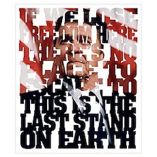 Reagan Quote Poster