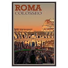 Colosseum Moon