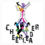 Cheerleader Posters