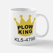 Plow King Mug