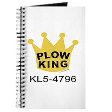 Plow King Journal