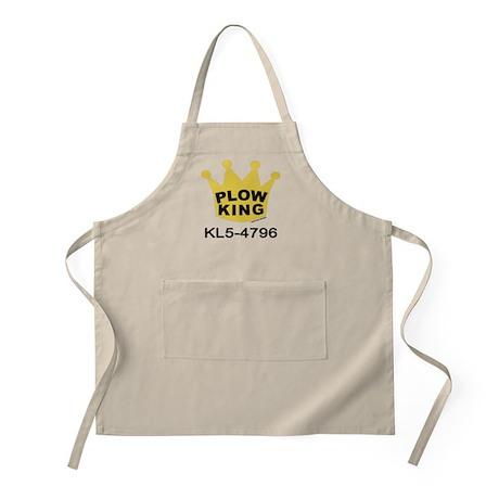 Plow King Apron