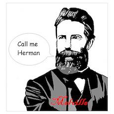Call Me Herman Melville Poster
