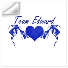 Team Edward Wall Decal