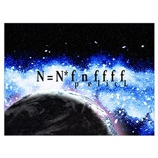 Drake Equation Poster