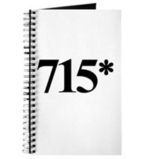 715* Home Run Record Protest Journal
