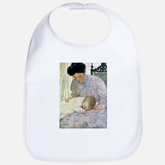 Mother and Child Bib