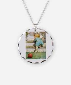 Toddler Going Up Necklace