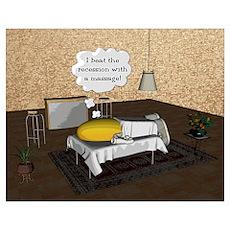 Massage Room Poster