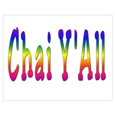 Chai Y'All Poster