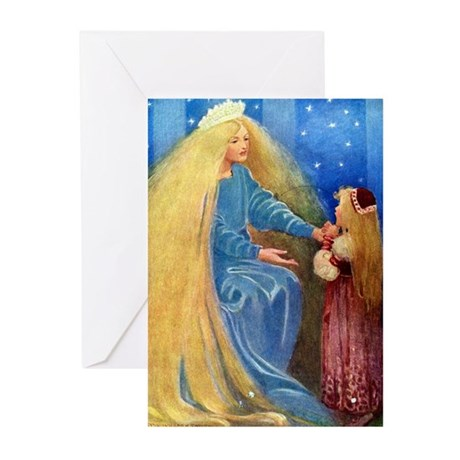 Queen of the Stars Greeting Cards (Pk of 10)