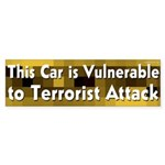 Vulnerable Bumper Sticker