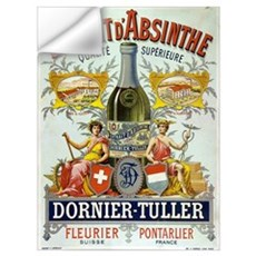 Absinthe Dornier-Tuller Wall Decal