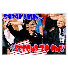 Bring the Palin! Poster