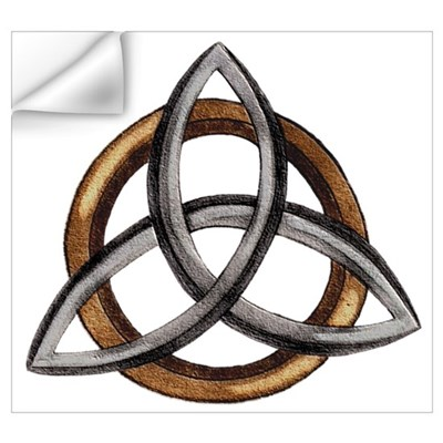 Triquetra Wall Decal