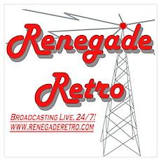 Renegade Retro Poster
