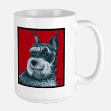 "Schnauzer ""Ruby"" Mug"