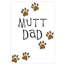 Mutt Dad Poster