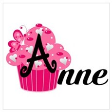 Anne Baby Cakes Poster