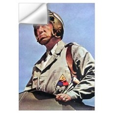 General Patton Wall Decal