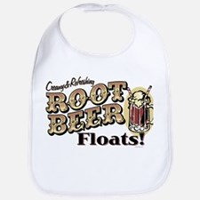 Root Beer Floats Bib