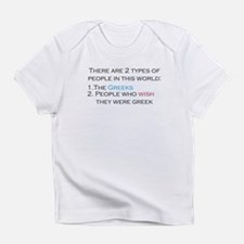 Types Of People Infant T-Shirt