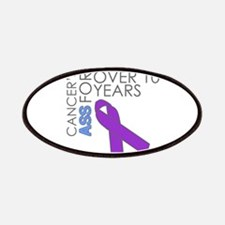 KickingCancerFor1Year Patches
