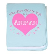 The Love Of My Life is a Sold baby blanket