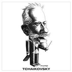 Tchaikovsky Poster