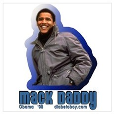 Mack Daddy Poster