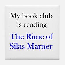Rime of Silas Tile Coaster