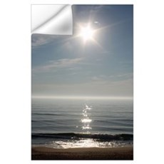Sunrise on the Beach Wall Decal