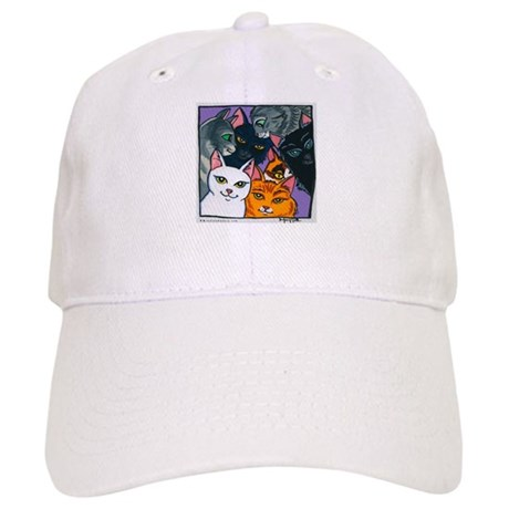 Kitty Cats Cap