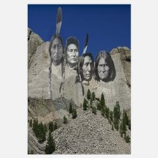 Native Mt. Rushmore