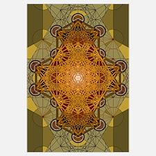 Sacred Geometry Metatron's Cube Madala