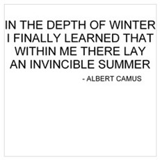 Invincible Summer Poster