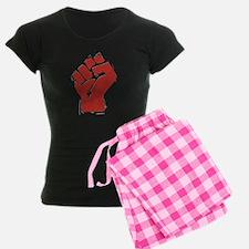 Raised Fist Pajamas