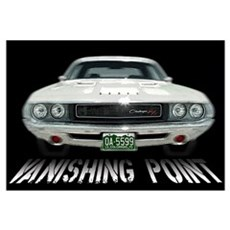 Vanishing Point Canvas Art