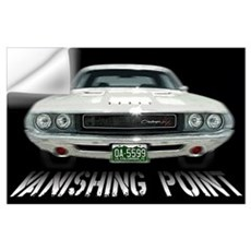 Vanishing Point Wall Decal