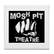 Mosh Pit Tile Coaster