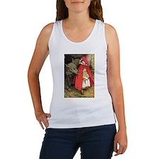Little Red Riding Hood Women's Tank Top