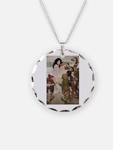 Snow White & the Seven Dwarfs Necklace