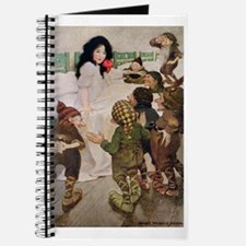Snow White & the Seven Dwarfs Journal